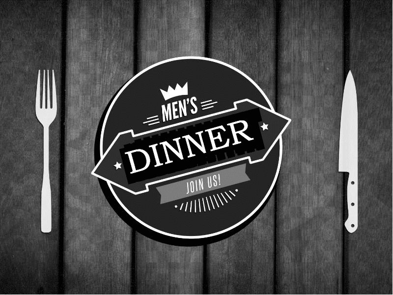 GCC Men's Dinner @ Greenwoods Community Church | Sheffield | Massachusetts | United States