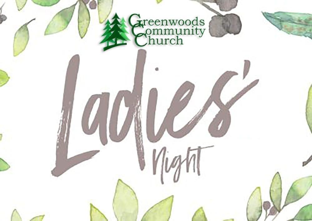 GCC Ladies' Night @ Greenwoods Community Church | Sheffield | Massachusetts | United States