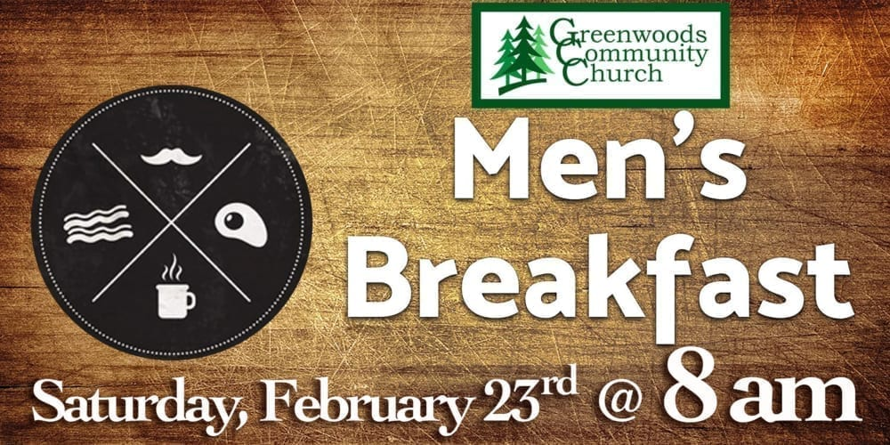 GCC Men's Breakfast @ Greenwoods Community Church | Sheffield | Massachusetts | United States