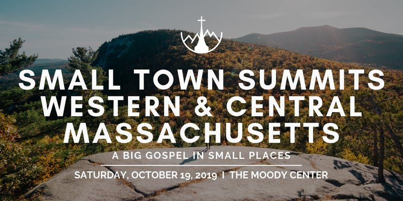 Small Town Summits - Western & Central Mass. @ The Moody Center | Northfield | Massachusetts | United States